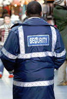 Manned Guarding Security Company