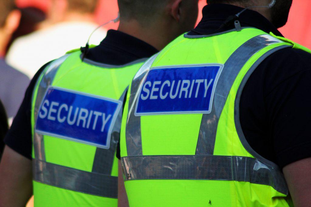 Security Job Vacancies