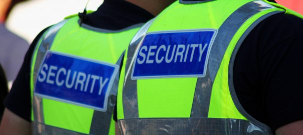 Security Guard Company in Milton Keynes