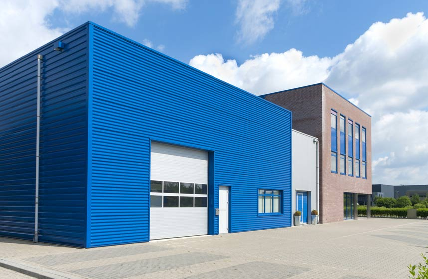 Commercial and Industrial Builds / Security Refurbishment