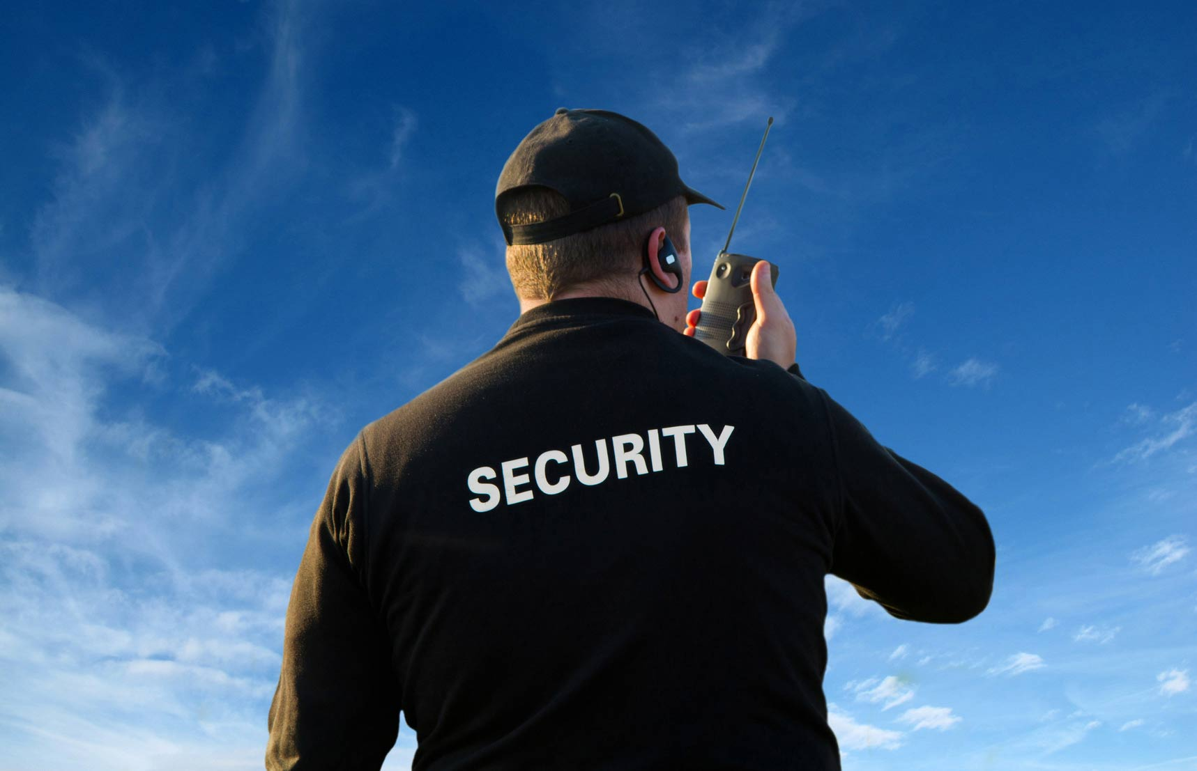 security job vacancies
