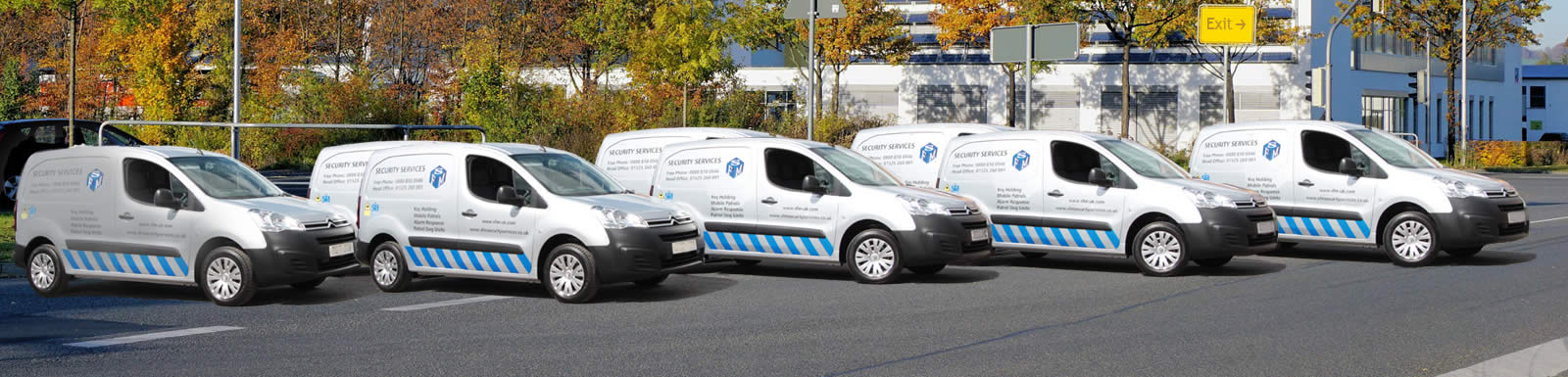 Mobile Patrol Services in Luton