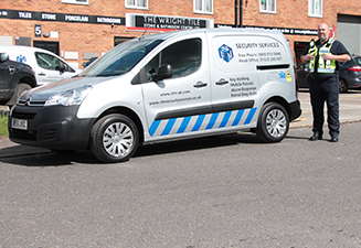 Mobile Patrol Services in Birmingham